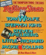 Tom Wolfe Rolling Stone Magazine