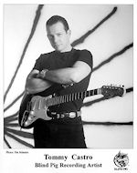 Tommy Castro Promo Print