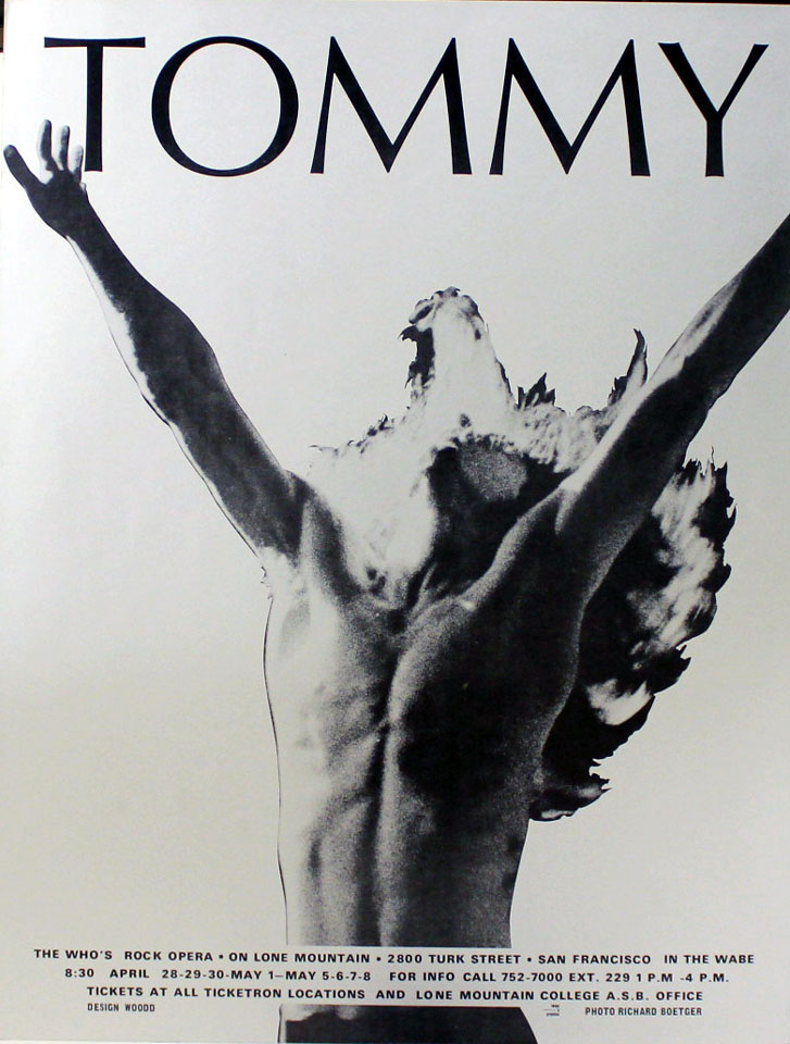 Tommy Poster