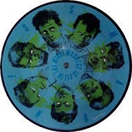 """Tomorrow's Just Another Day / Madness Is All In The Mind Vinyl 7"""" (Used)"""