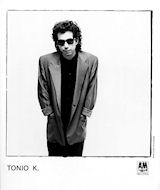 Tonio K Promo Print