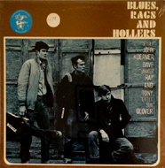 "Tony Glover Vinyl 12"" (New)"