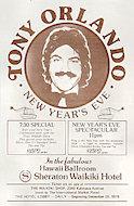 Tony Orlando Handbill