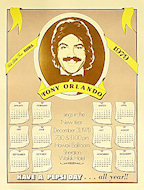 Tony Orlando Poster