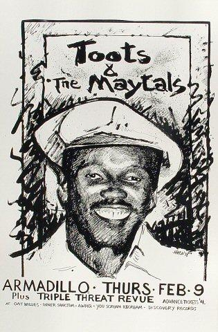Toots &amp; the Maytals Poster