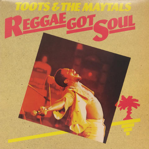 Toots & the Maytals Vinyl (Used)
