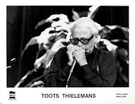 Toots Thielemans Promo Print