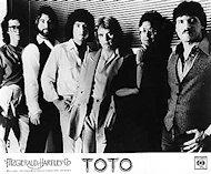 Toto Promo Print
