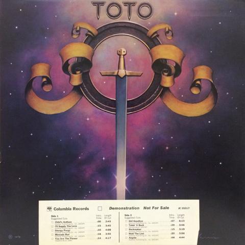 Vinyl toto