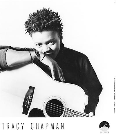 Tracy ChapmanPromo Print