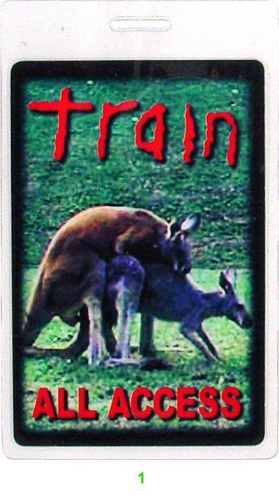 Train Laminate