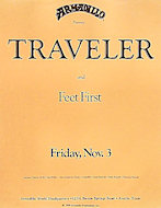Traveler Handbill