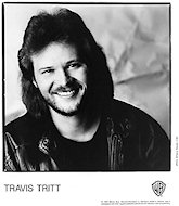 Travis Tritt Promo Print