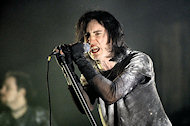Nine Inch Nails BG Archives Print