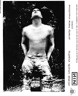 Trent Reznor Promo Print