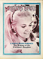 Tricia Nixon Rolling Stone Magazine