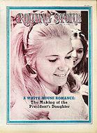 Tricia Nixon Rolling Stone Magazine