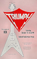 Triumph Poster