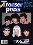 Trouser Press Issue 77 Magazine