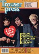 Trouser Press Issue 87 Magazine