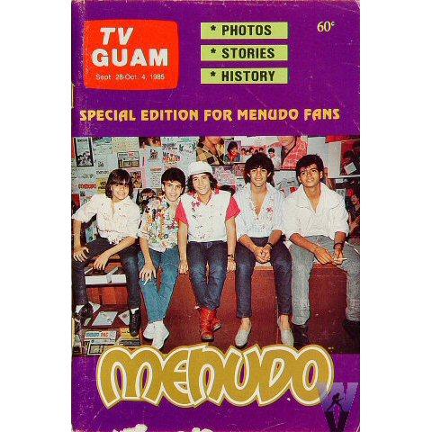 TV Guam Magazine