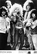Twisted Sister Promo Print