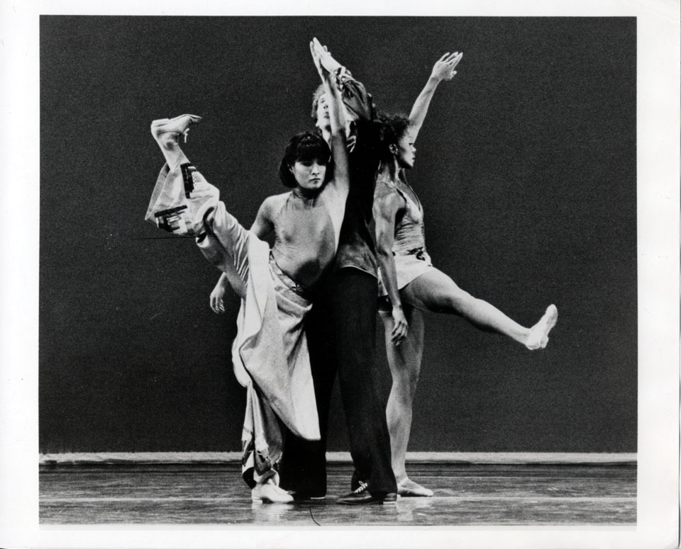 how tall is twyla tharp