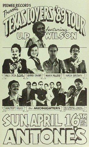 U.P. WilsonPoster
