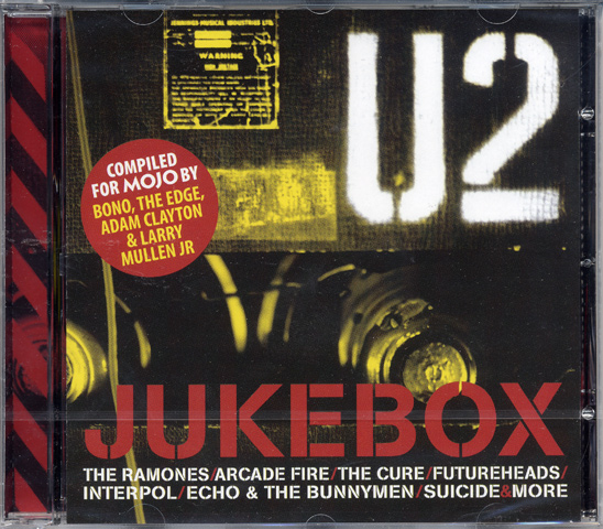 U2 Jukebox CD
