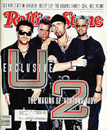 U2 Rolling Stone Magazine