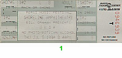 UB401990s Ticket