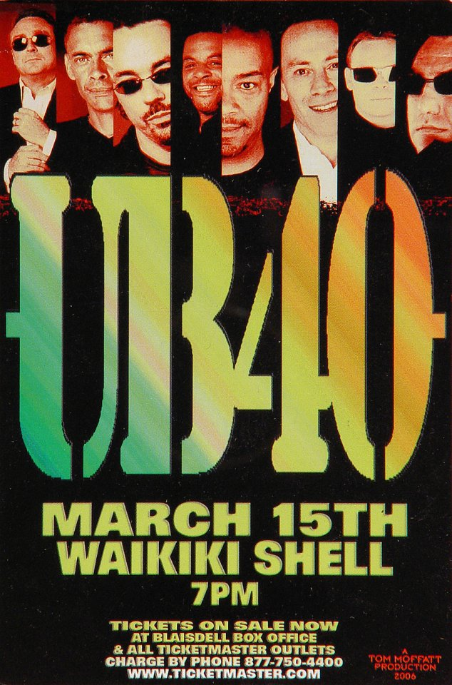 UB40Handbill