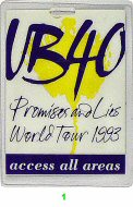 UB40 Laminate
