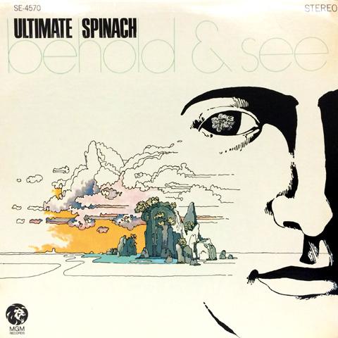 Ultimate SpinachVinyl