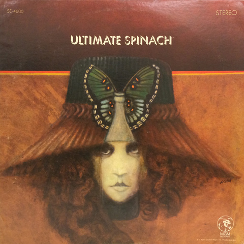 Ultimate Spinach Vinyl