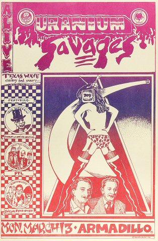 Uranium Savages Poster