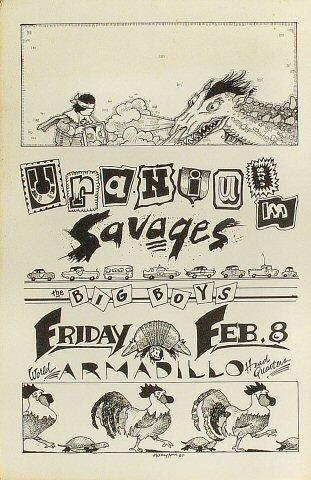 Uranium Savages Poster