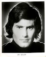Uri Geller Promo Print