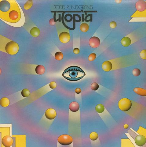 Utopia Vinyl (Used)