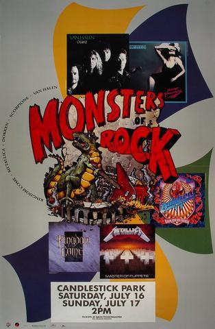 Metallica Poster