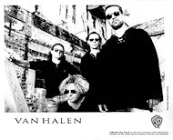 Van Halen Promo Print