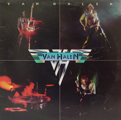 Van Halen Vinyl (Used)