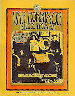 Van Morrison Handbill