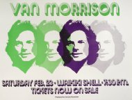 Van Morrison Poster