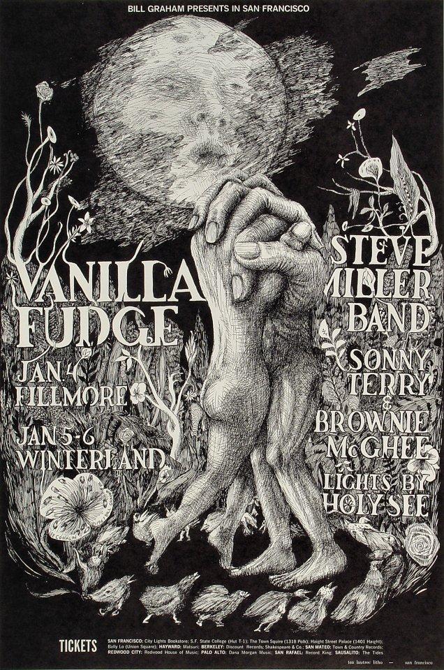 Vanilla FudgePostcard