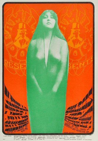 Charles Lloyd Quartet Poster