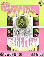 Vanilla Fudge Poster