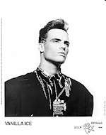 Vanilla Ice Promo Print