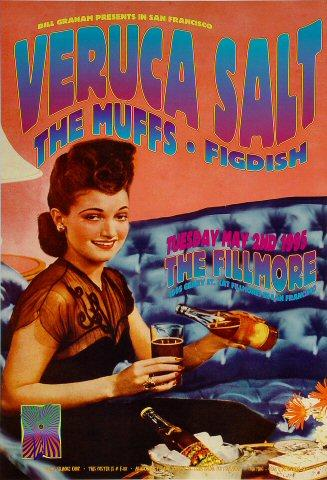 Veruca Salt Poster