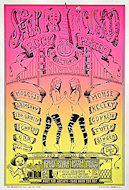 Victor Moscoso Handbill